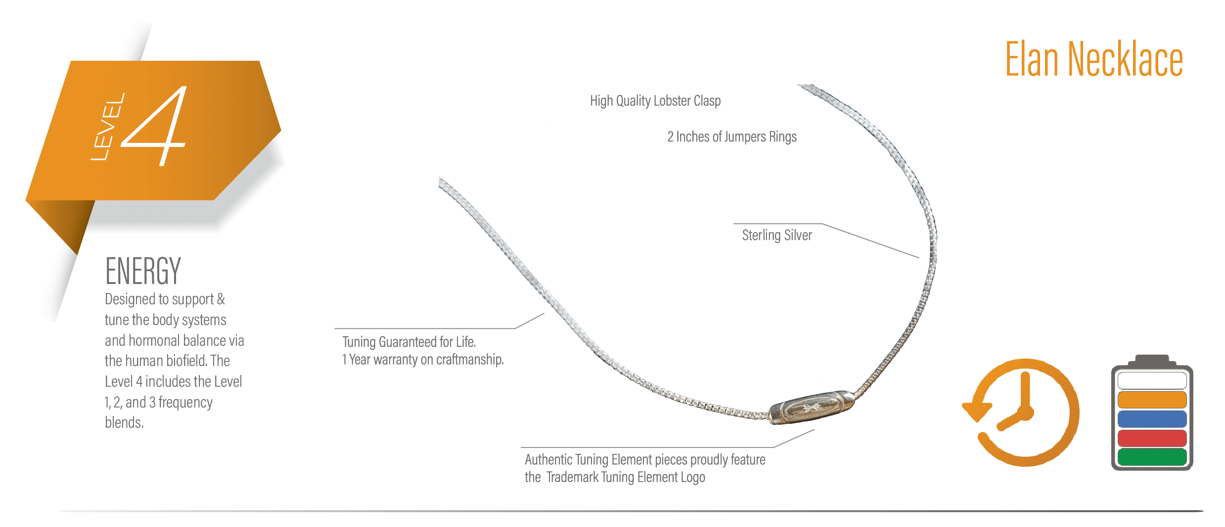 Elan項鍊